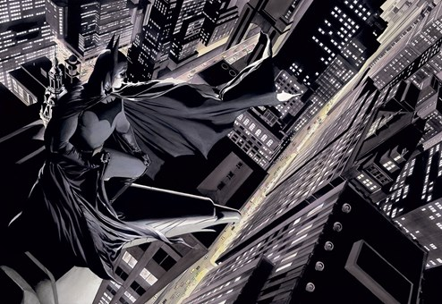 Batman: Knight Over Gotham by DC - Limited Edition on Paper